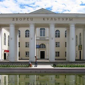 Дворцы и дома культуры Азова