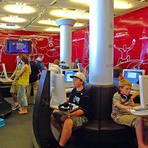 Интернет-кафе Азова