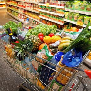 Магазины продуктов Азова