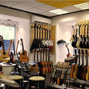 Музыкальные магазины Азова