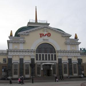 Железнодорожные вокзалы Азова