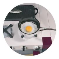 Кафе Семь пятниц - иконка «кухня» в Азове